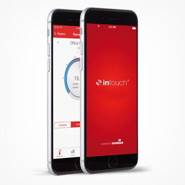 intouch smart thermostat